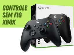 Novo Controle Xbox Series X|S - Preto | Lacrado com garantia!