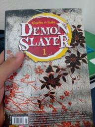 Mangá Demon Slayer 1