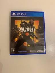 Jogo de ps4 Call of Duty Black Ops 4