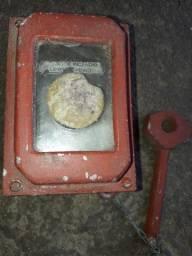 Alarme de incêndio antiguidade