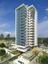 Apartamento 03 quartos com closet no Bairro do Jardim Cidade Universitária