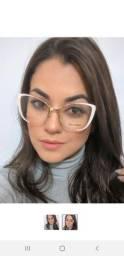 Armação de óculos de grau feminina