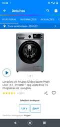Vendo lavadora de roupas Midea