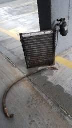 Condensador Ar condicionado Gol Gti Gts Quadrados Parati Voyage