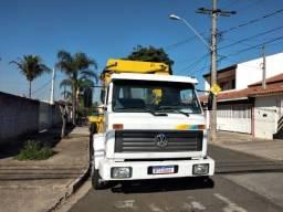 Título do anúncio: Caminhão 14220 Munck