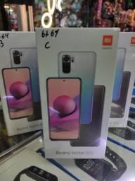 Turbinado! Redmi Note 10S da Xiaomi. Novo Lacrado com Pronta Entrega imediata