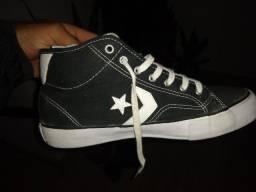 Tênis ALL Star Converse 38 cano alto