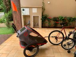 Carrinho Bike Trailer - Hamax