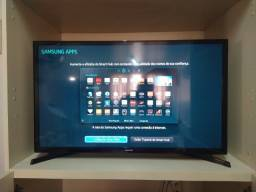 Ótima Tv Smart Samsung 32 Polegadas