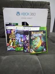 Xbox 360 + Sensor Kinect
