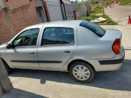Título do anúncio: Clio sedan 1.0 16v. Completo