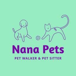 Passeadora e Pet Sitter