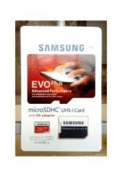 Cartão de memória SD 256Gb Samsung