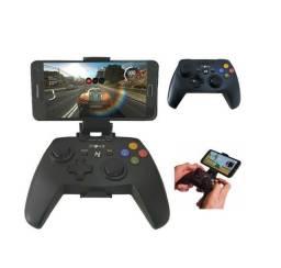 Controle Joystick Sem Fio Bluetooth Inova