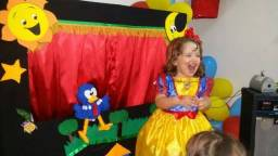 Teatro de bonecos para Festas infantis