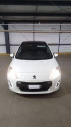 Peugeot 308.2015.Ùnico Dono. Teto. Led. Ar Digital. Revisado