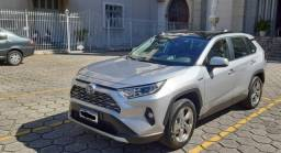 Título do anúncio: Toyota Rav4 Hybrid Connect SX 4x4 2020 FIPE 260mil Top de Linha