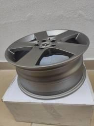 Jogo de rodas 17 Original Mercedes - servem VW Jetta e outros