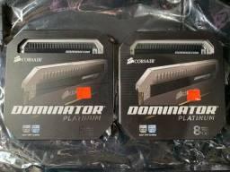 Corsair Memória Ram Platinum DDR3 4x4 16gb 1866mhz