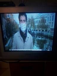 TV tela plana 21'