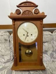Relógio antigo de parede ESKA