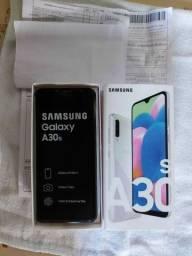 Vendo celular A30s zero com 6 mês de garantia a inda pela loja
