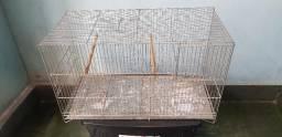 Gaiola para periquitos/calopsita