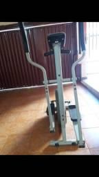 Elíptico Magnético Johnson Treo E101 - Fitness - Aparelho de Ginastica em Casa