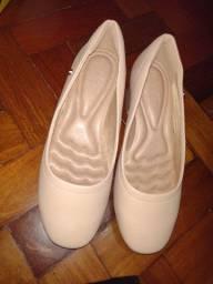 Lote 3 sapatos Tam 39