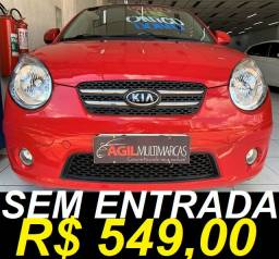 Kia Picanto Ex 1.0 Gasolina Baixa Km Único Dono