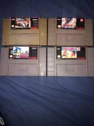 Jogos super Nintendo Snes