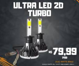Kit Super LED 2D 6000 Lumens 12/24v PAR