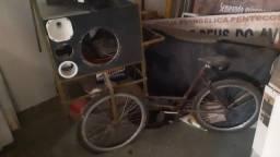 Vendo bicicleta com som