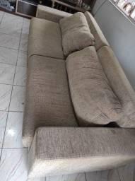 Título do anúncio: Sofá de dois metros e setenta (vira sofá-cama)