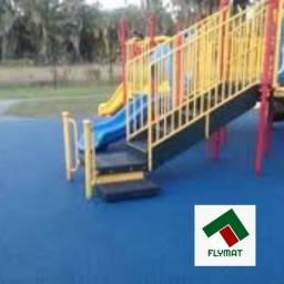 Pisos de Borracha para Playground
