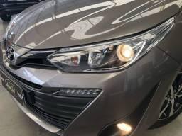 Yaris XLS sedã automático único dono top de linha !!!