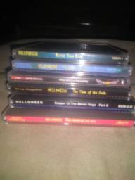 Lote CD Halloween