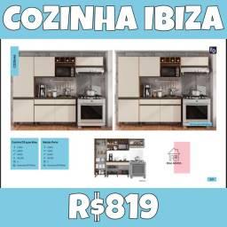 Cozinha ibiza