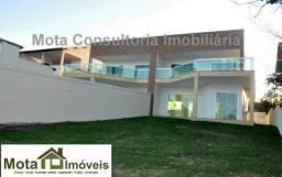 Mota Imóveis - Casa Duplex 3 Qts na Pontinha Alto Padrão 1ª Locação Vista Lagoa - CA-261