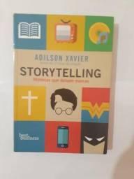 Storytelling Histórias que deixam marcas - excelente estado