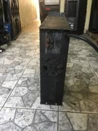 Amplificador QSC 1 canal 1000w rms
