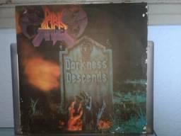 Lp Dark Angel : Darkness Descends