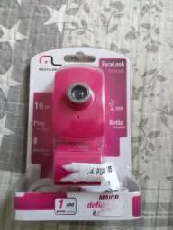 Webcam 16MP Multilaser