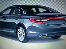 Hyundai Azera 2014 para retirada de peças