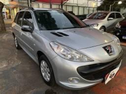 Peugeot 207 XR Sport Sw 1.4 flex ano 2010 - 2010