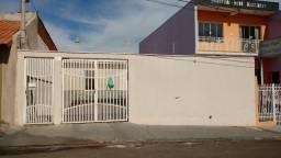 Casa em um terreno de 10 x 25 = 250 m² a 100 metros do caic 163.000 mil