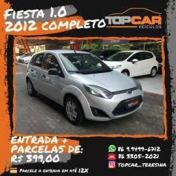 Fiesta 1.0 2012 Completo - 2012