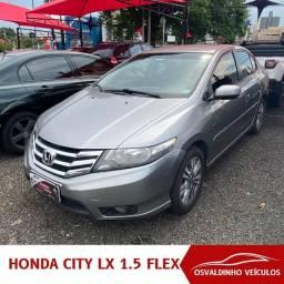 2014 Honda City LX 1.5 Flex Aut