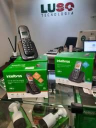 Kit Telefone sem fio Intelbras
