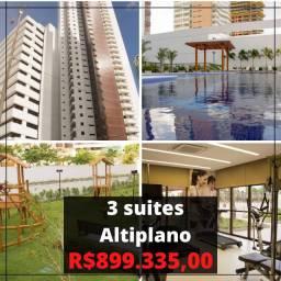 Alliance Plaza - 134 m2 - 3 Suites